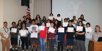 English Learner Ceremony