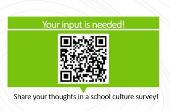 School Culture Survey - Seeking input from all Cordata families