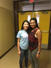 Cougar Scholars: Jannatul Mawa and Oanh Nguyen