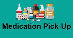 Medication Pickup  - Thursday, May 7 (10am-2pm)