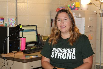 MUSTANG SPOTLIGHT - MRS. DANA HOOPINGARNER, FIRST GRADE TEACHER AT SURRARRER ELEMENTARY
