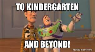 District 303 Kindergarten Registration (Be a kind neighbor)