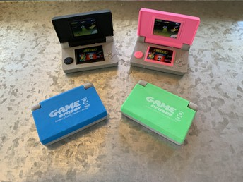 Video Game Erasers