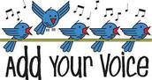 Choir Forms Due