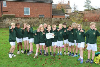 Cracking Cross Country Winners