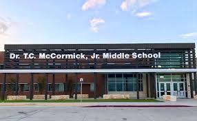 McCormick Middle School