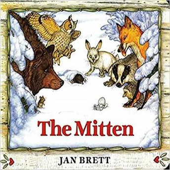 Read Aloud: The Mitten & Retelling Activity