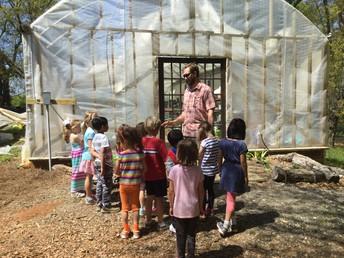 Primary Greenhouse Tour