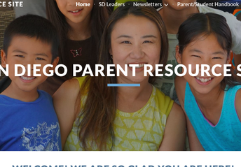 San Diego Parent Resource Site