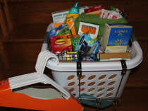 11th/12th Grade Basket - Off to College Basket