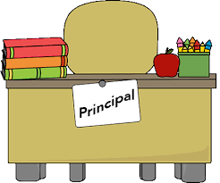 Note from the Principal