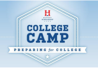College Camp Open to  All Grade Levels