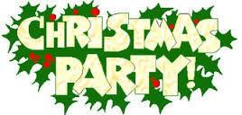 Dec. 20th 1-2:30pm Class Christmas Parties