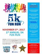 L.O.C.K.S. 5K Run