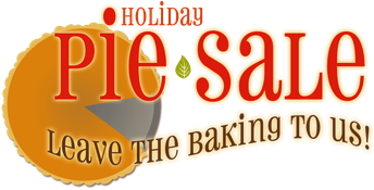 Fundraiser: Thanksgiving Pie Sale