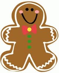 Gingerbread Man Challenge