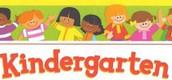 Kindergarten 2017/2018