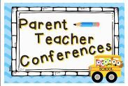 Thursday, February 7th - 1/2 Day of School (PARENT-TEACHER CONFERENCES)