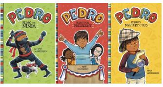 Pedro, First Grade Hero by Fran Manushkin