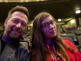 Husband-Steve and Daughter-Olivia