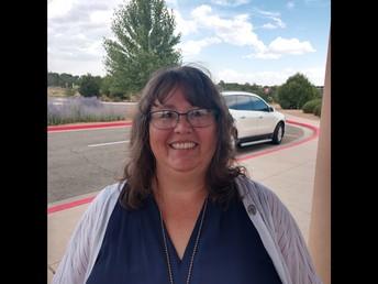 Kimberly Martinez-6th grade and School Lead Teacher