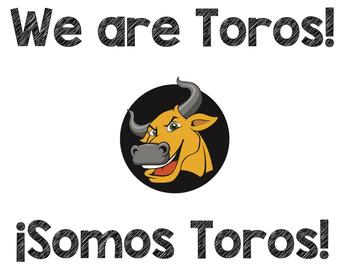Thank you, Toros!
