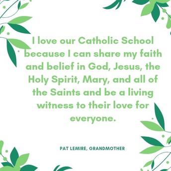 We Love Catholic Education