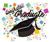 Graduation Practice and Celebration  (Práctica y celebración de graduación)