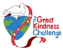 Great Kindness Challenge Jan. 27th-31st