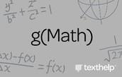 g(Math) Google Forms Chrome Extension