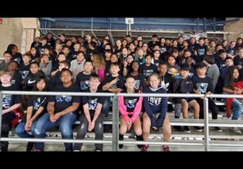 5th Grade D.A.R.E. Graduation!