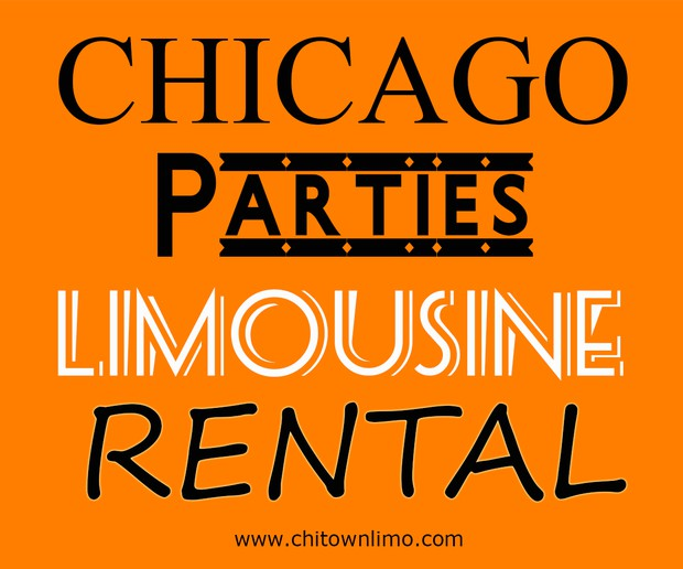 Chicago Parties Limousine Rental
