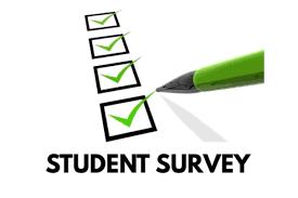 Student Survey: