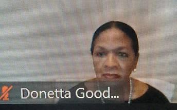 Dr. Donetta Goodall