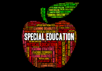 An IMPORTANT Note from Special Education