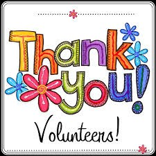 RBES Appreciates All of Our Volunteers!