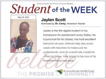 Jaylen Scott