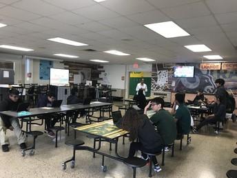 8th Grade Science Camp