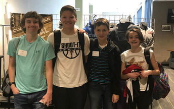 Students Compete at State for Math Counts