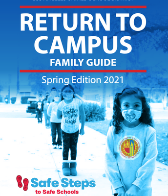 Return to Campus: Family Guide
