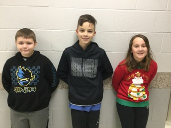 January 14: District Spelling Bee