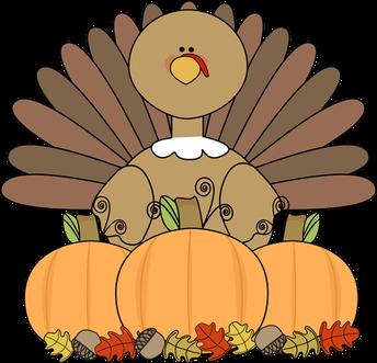 November/December Calendar Events