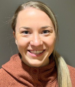 Ms. Trisha Snydar - Paraeducator in AIMS