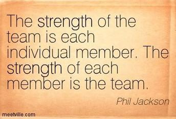 - Phil Jackson