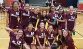 Varsity Girls Volleyball Earns 1st Win of the Season