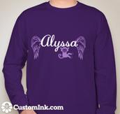 Honoring Alyssa