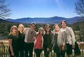 Leadership Retreat 2017!