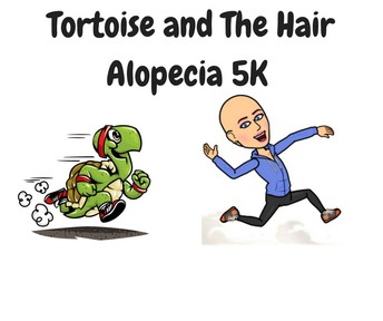 TORTOISE AND THE HAIR 'ALOPECIA' 5K FAMILY RUN/WALK