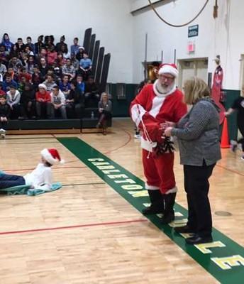 Santa Knowlton