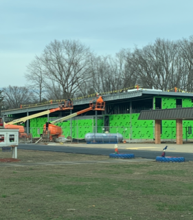 Building Addition Update
